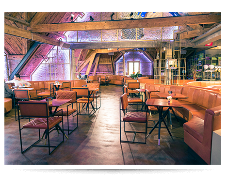 Amsterdam Ripley's Amsterdam Lounge