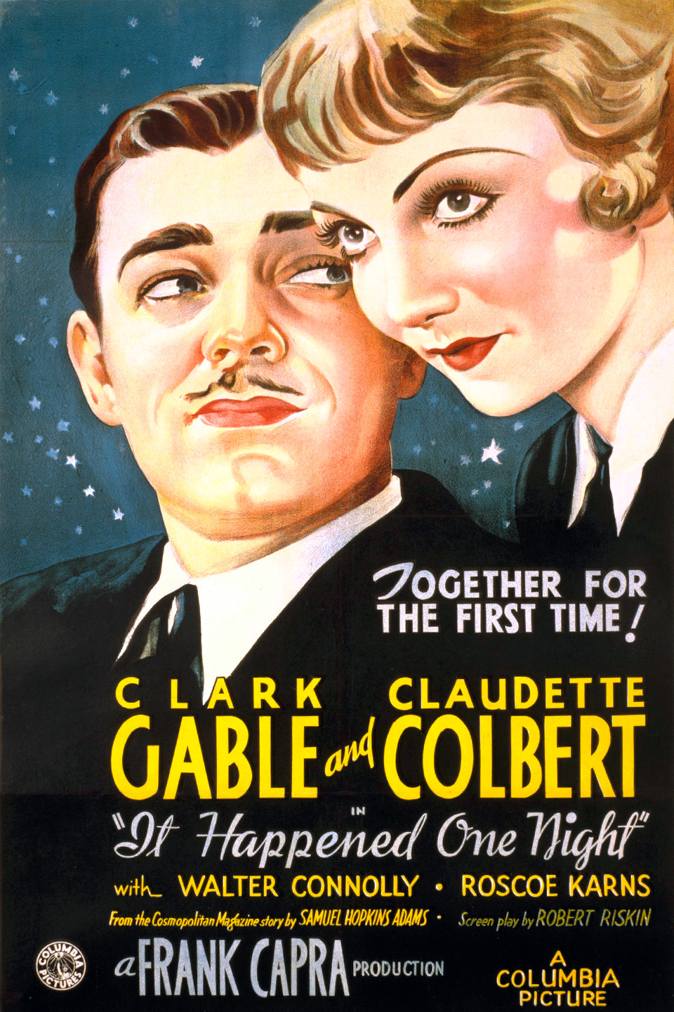 It happened One Night Poster picture