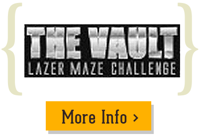 The Vault Lazer Maze Challenge Atlantic City