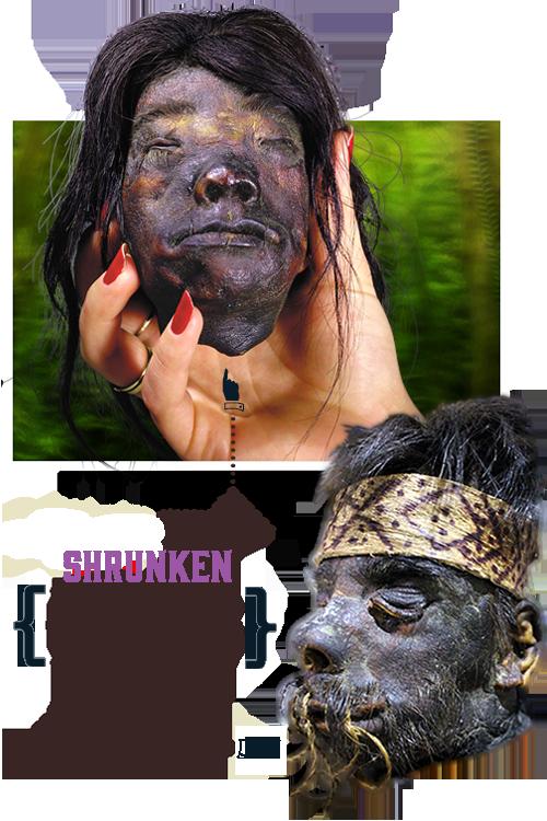 Atlantic City Ripley's Shrunken Heads