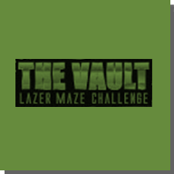 Atlantic City The Vault Lazer Maze Challenge