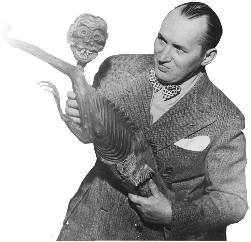 Blackpool Ripley's Believe It or Not Robert Ripley