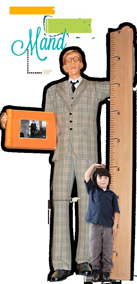 Copenhagen guinness world records The Tallest Man