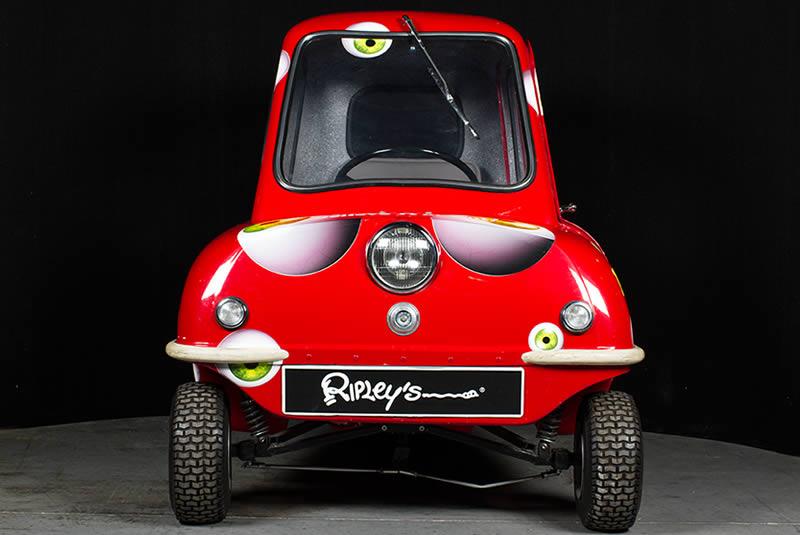 Peel P50 Car Ripley S Online Extras