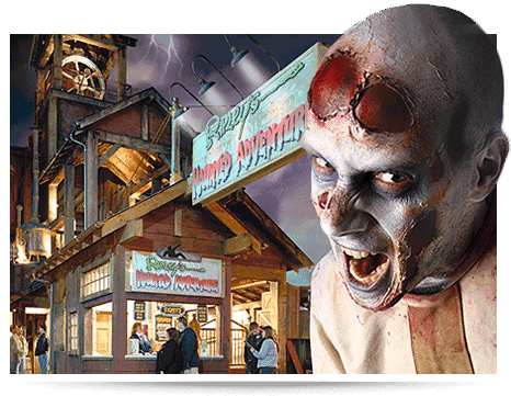 Gatlinburg Ripley's Haunted Adventure