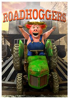 Niagara Falls Ripley's Moving Theater Roadhoggers