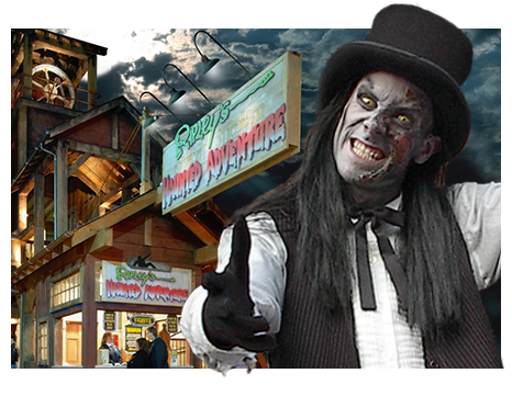 Gatlinburg Ripley's Haunted Adventure