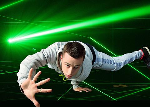 Ripley's Laser Race