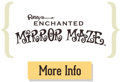 Grand Prairie Ripley's Enchanted Mirror Maze Info