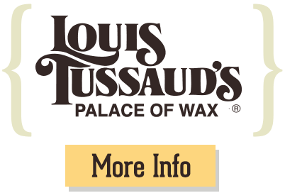 Grand Prairie Louis Tussaud's Palace of Wax Info