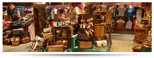 Grand Prairie Cargo Hold Gift Shop