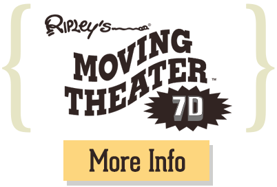 Grand Prairie Ripley's Moving Theater Info
