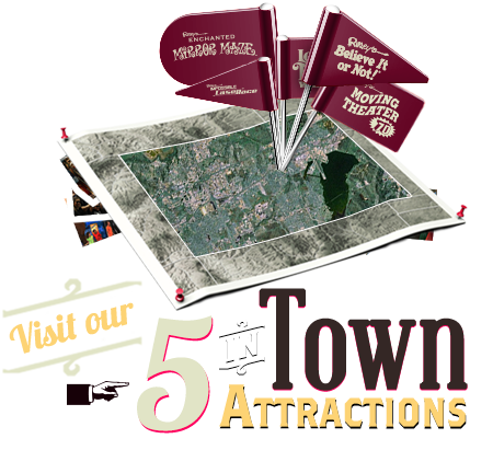Attractions in Grand Prairie