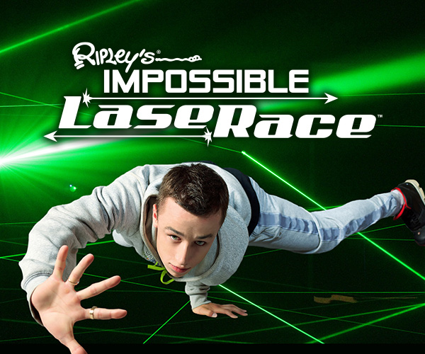 Ripley's Impossible LaseRace Image