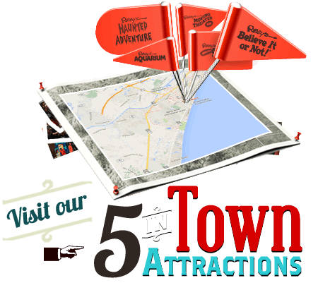 Attractions in Myrtle Beach