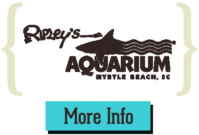 Ripley's Aquarium Myrtle Beach, SC Info
