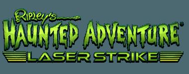 Ripley's Haunted Adventure Laser Strike | Ripley's Myrtle Beach