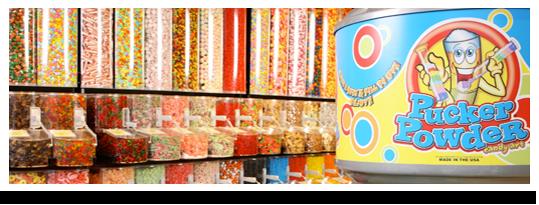 Ocean City Ripley's Candy Factory