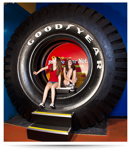 Orlando Ripley's Believe It or Not Giant Tire