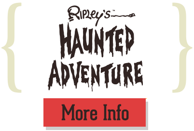 San Antonio Ripley's Haunted Adventure Info