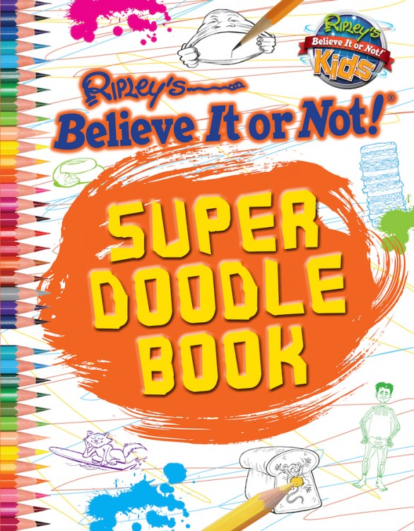 Doodle Book cover