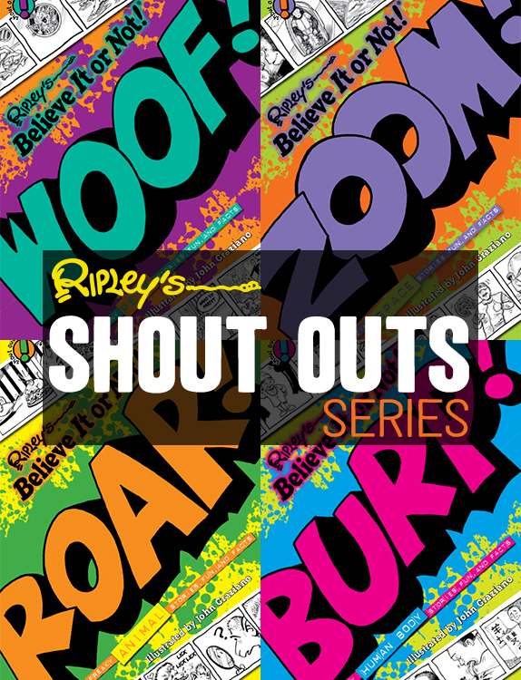 Ripley's Shout Outs series