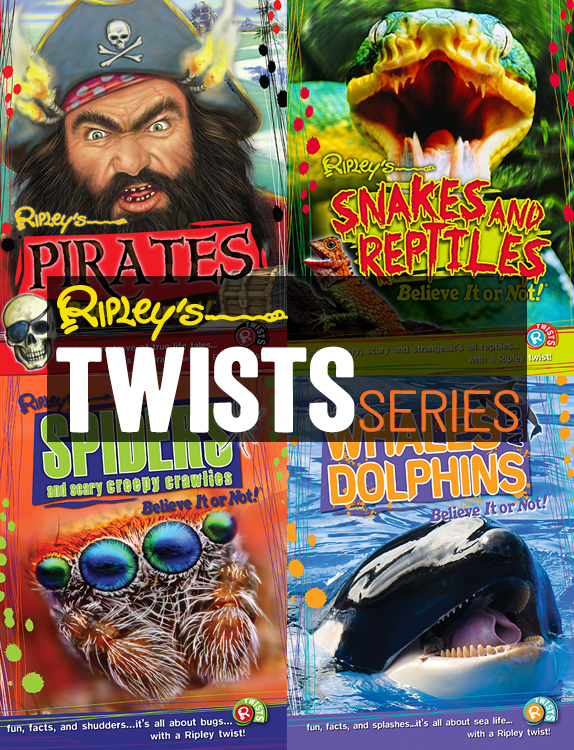 Ripley's Twists Series