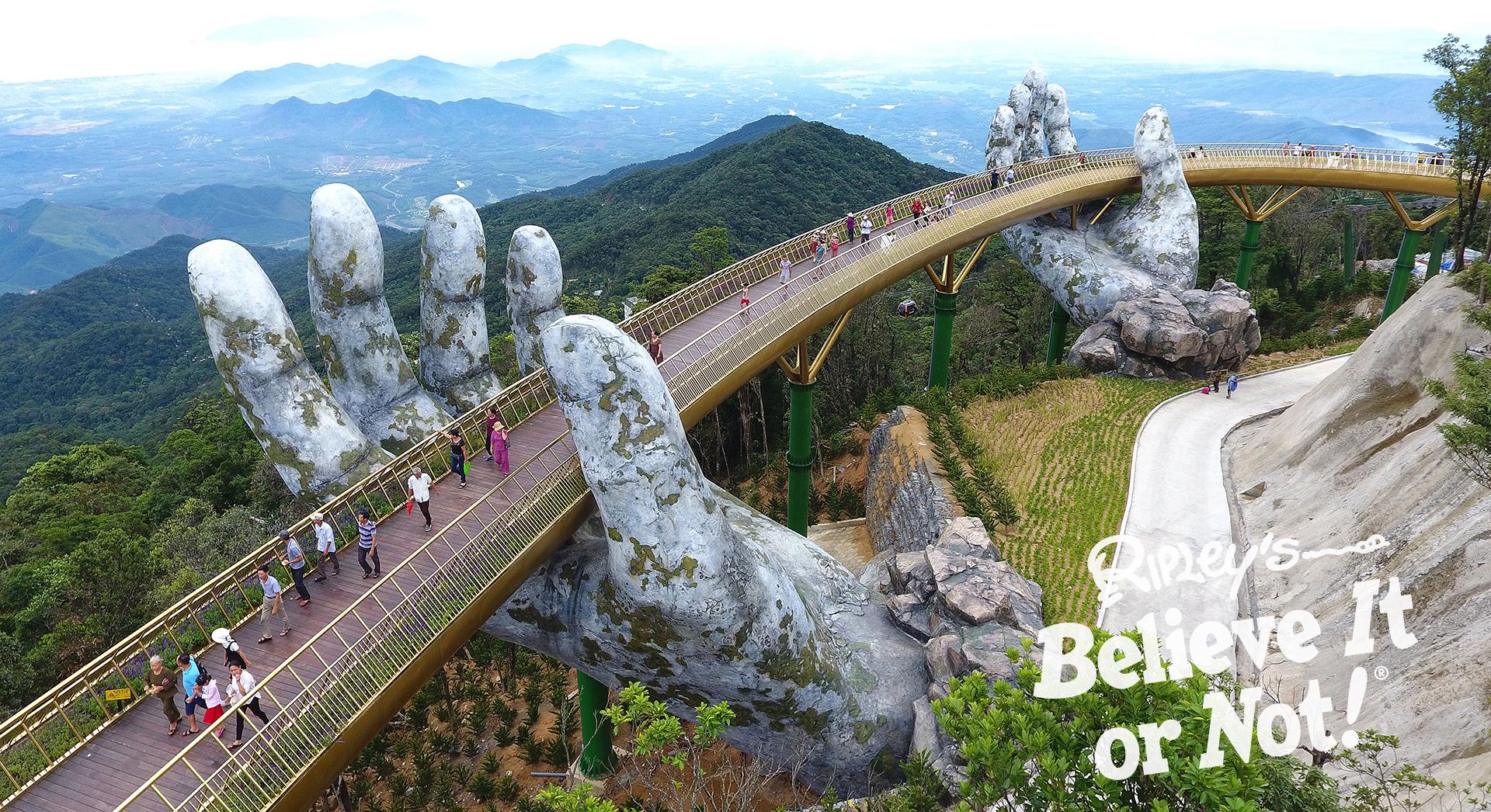 Hand Bridge