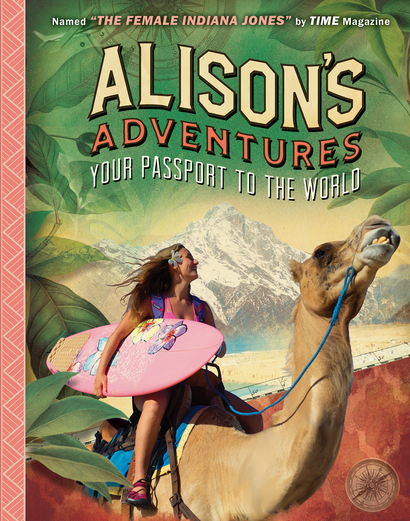 Alisons Adventures Cover