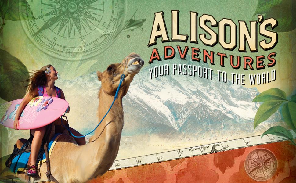 Alisons Adventures Header Image
