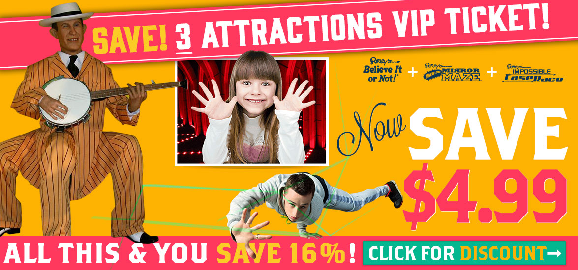 3 attractions combo discount san francisco california