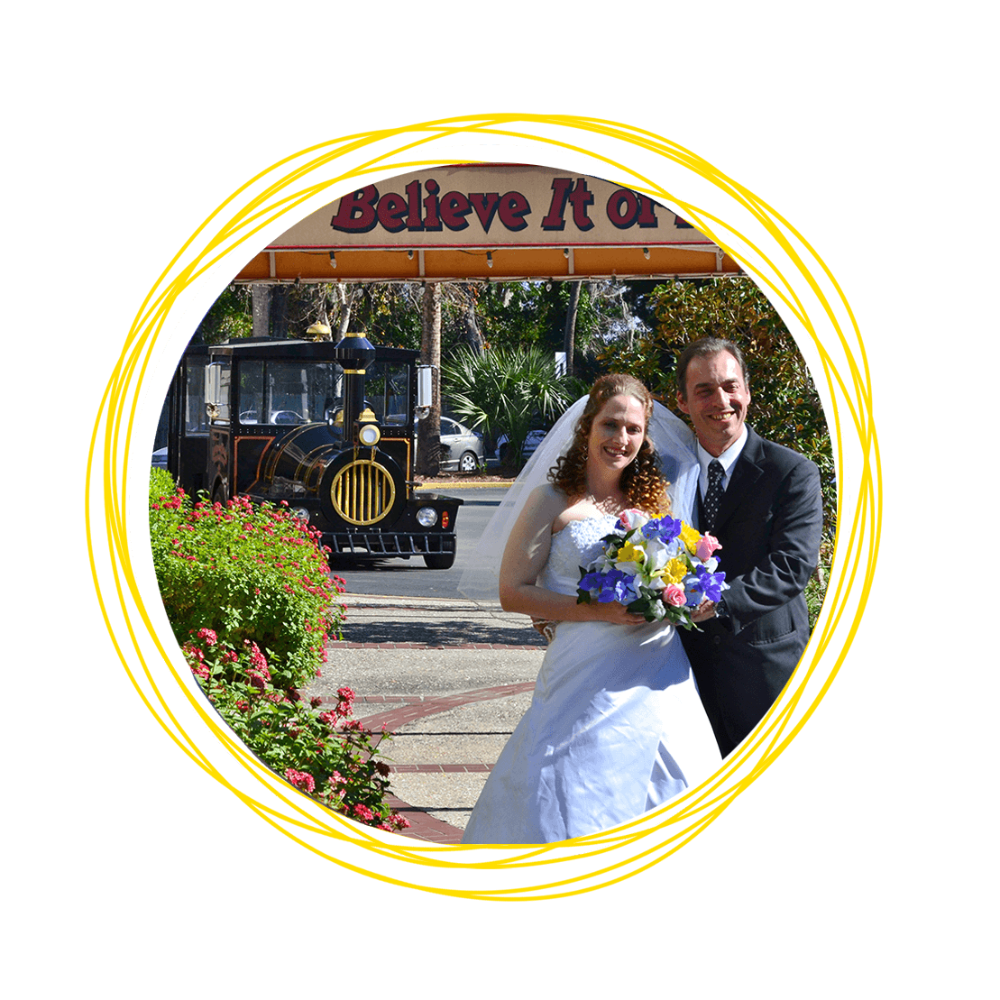 ripleys unbelievable wedding