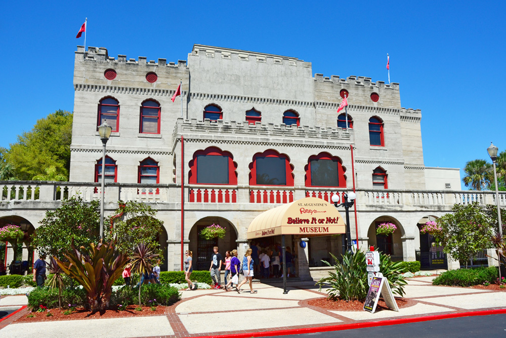 Ripley's Believe It or Not St Augustine Image
