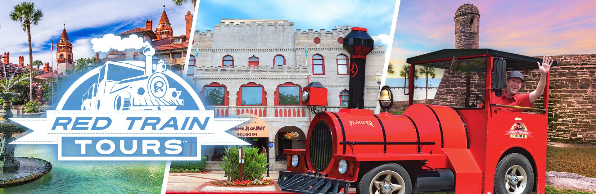 Red Train Header Image