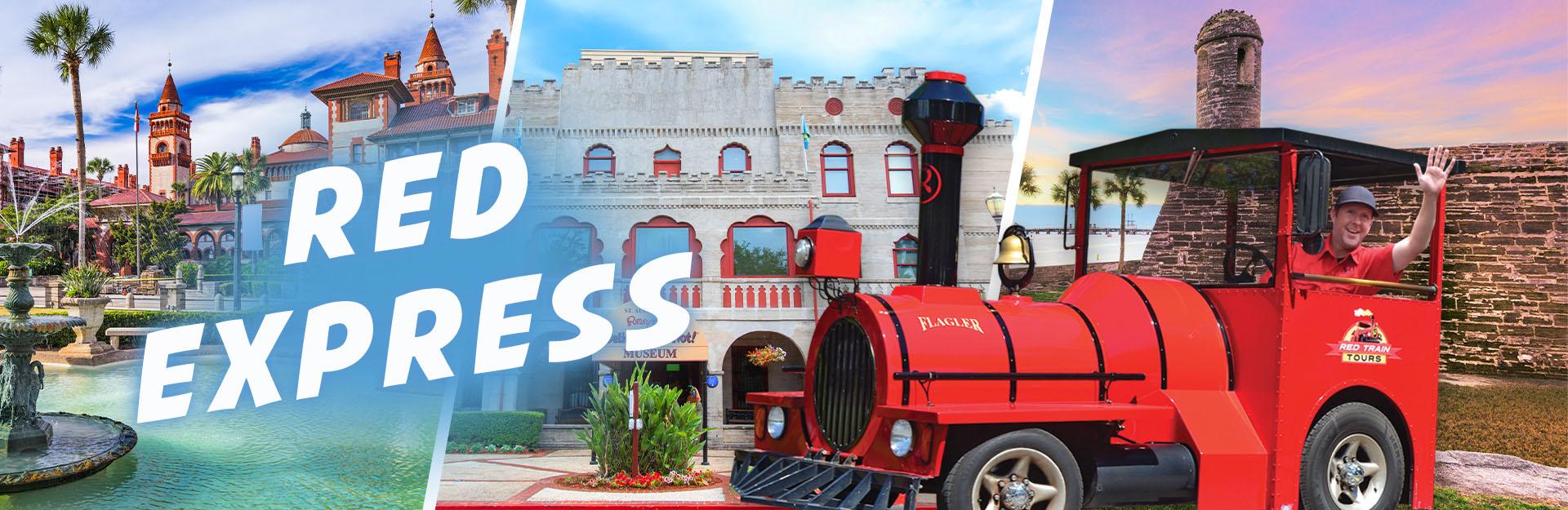 Red Express Tour Image