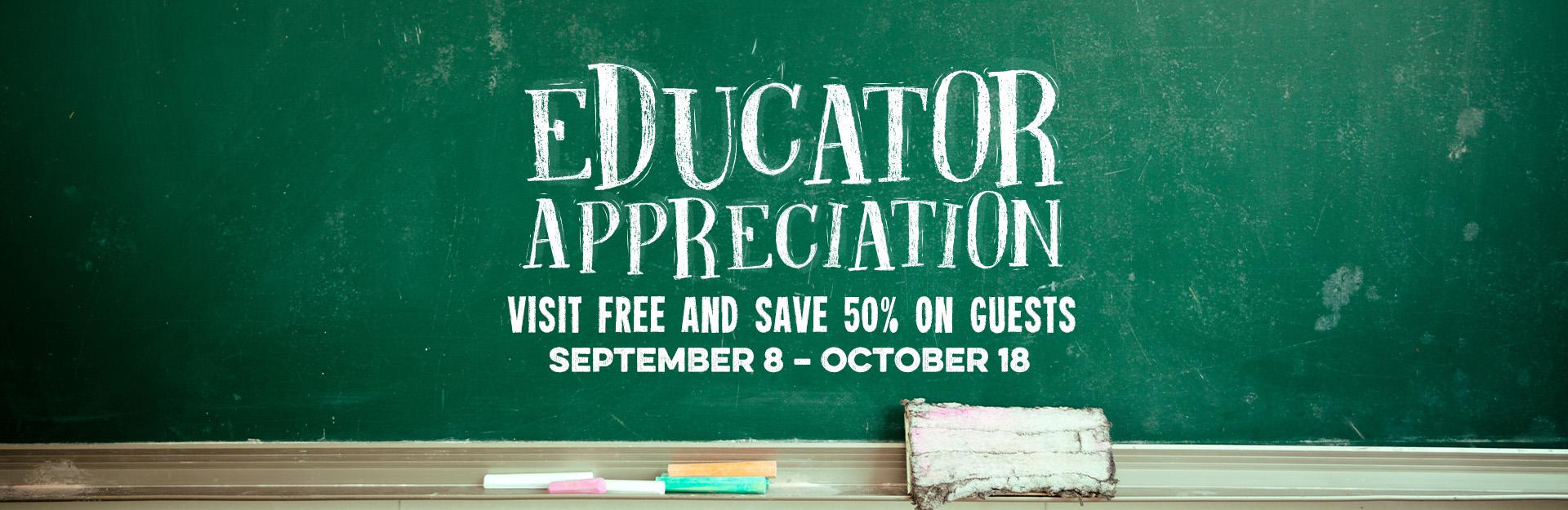 Educator Appreciation Image