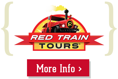 Red Train Tours St. Augustine Info