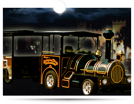 St. Augustine Ripley's Ghost Train Adventure