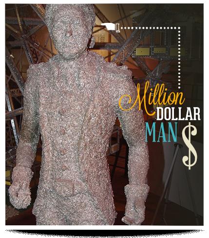 St. Augustine Ripley's Believe It or Not Million Dollar Man