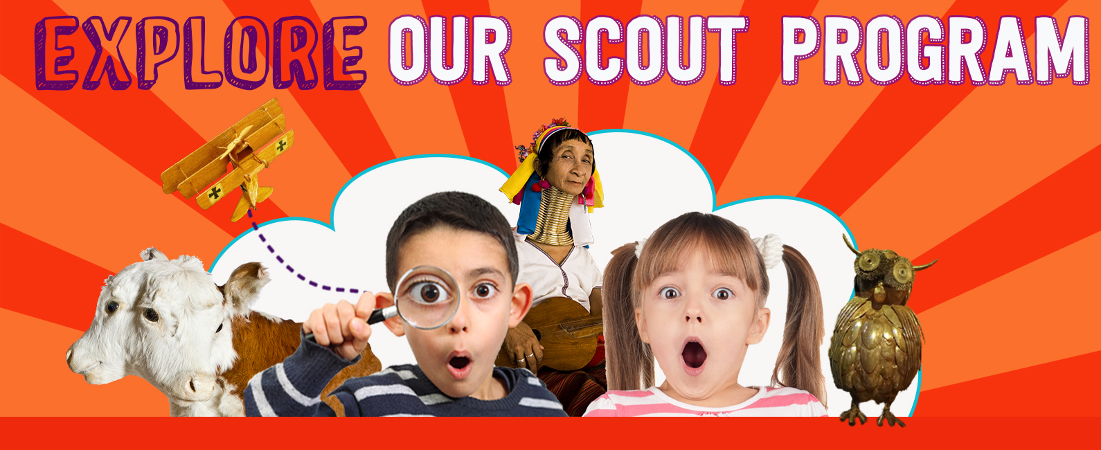 Join our Scout Program
