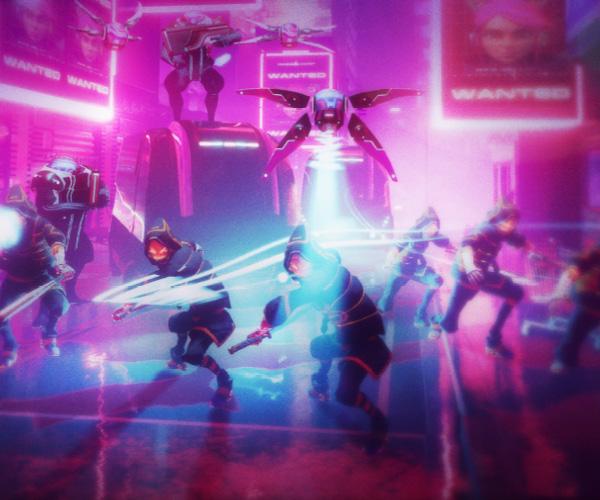 Neon Ninja image