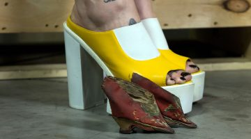 Chinese Foot Binding: Unboxing Lily Slippers