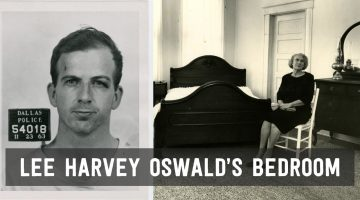 Lee Harvey Oswald Bedroom