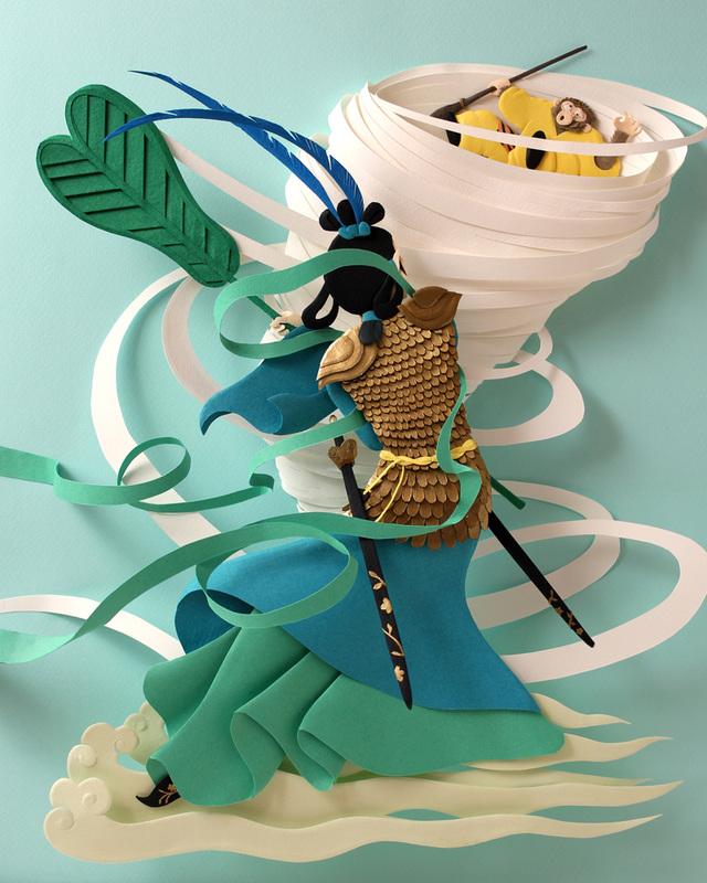 3D Paper Art Ripleys Believe It Or Not