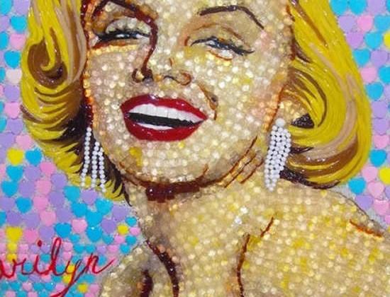 Candy Art - Monroe