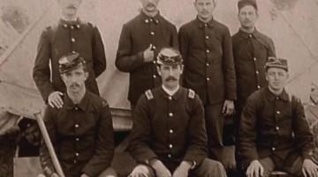 Civil War photobomb