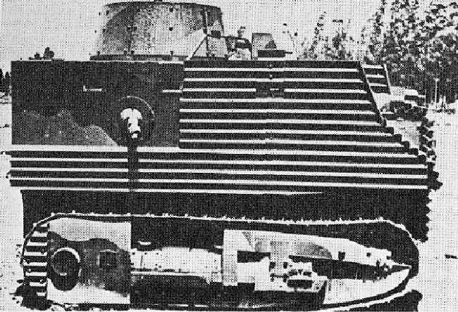 The Bob Semple Tank