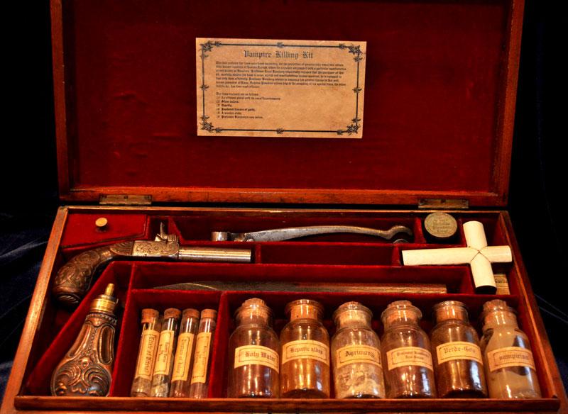 Vampire Killing Kit
