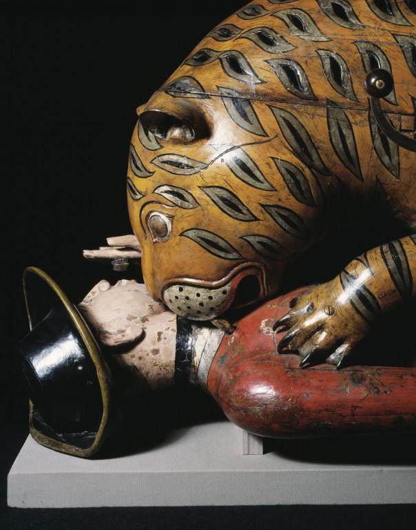Detail of head