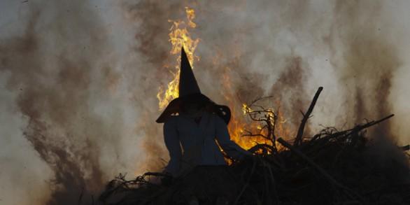 burning At Stake